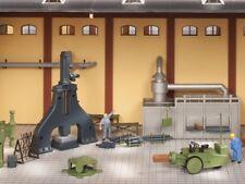 Auhagen HO 80109 Kit de montage Marteau-pilon à vapeur et accessoires