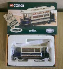 Corgi 36902 Tramway Classics Single Deck Tram Darlington Ltd Ed. 0001 of 4000