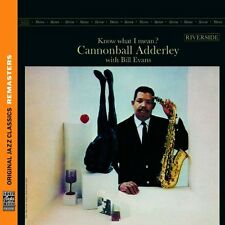Cannonball Adderley - Know What I Mean? [Original Jazz Classics Remasters] [CD]