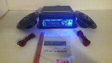Golf Cart UTV Overhead Stereo Radio Console Bluetooth! EZ GO Club Car Yamaha RZR