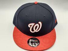 Washington Nationals 2019 New Era Snapback Hat