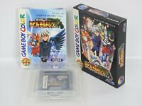 Devil Children BLACK Shin Megami Tensei ref/bcb Game Boy Color Nintendo Japan gb