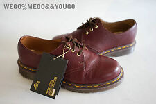 Dr Doc Martens 1461 Vintage 50th Anniversary Edition Pebble Leather Shoes US 7