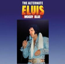 "Elvis Presley - The Alternate Moody Blue 10"" Boxset - Blue Vinyl New  & Sealed"