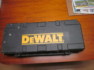 Dewalt Reciprocating saw storage case