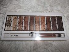 Flower Beauty Shimmer & Shade Eyeshadow Palette NEW 2017 Naked Palette ES3