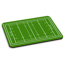 RUGBY PITCH campo PC Computer TAPPETINO MOUSE PAD Inghilterra Irlanda Galles Scozia divertente