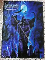 DISSECTION - Where dead angels lie POSTER FLAG Death black METAL cloth poster
