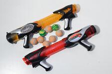 2 x Lego BIONICLE Piraka Ball Shooter Guns (2007) Avec 8 Boules