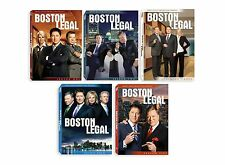 Boston Legal Complete Series Season 1 2 3 4 5 DVD SET TV Show Episode Collection
