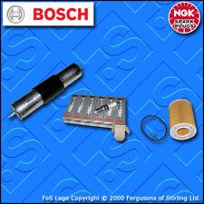 KIT Di Servizio Per Bmw Serie 3 (E46) 328I Olio Carburante Filtri Tappi (1998-2000)