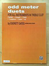 Odd Meter Duets, Duette für 2 Flöten, Geigen, Oboen usw., C-Instrumente