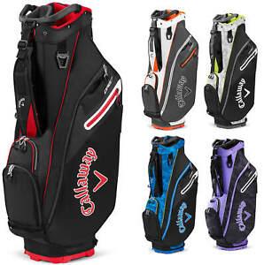 Callaway Org 7 Cart Bag 2020 Golf Bag New - Choose Color!