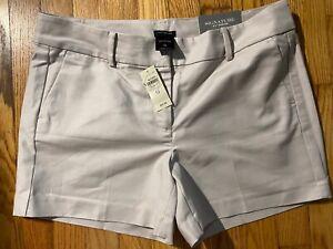 Ann taylor loft Signature Shorts Size 10 NWT