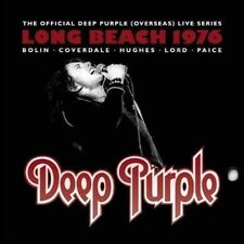 Live at Long Beach Arena 1976 by Deep Purple (Vinyl, Apr-2016, Ear Music)