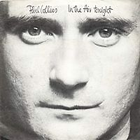 PHIL COLLINS In the air tonight FR Press SP