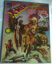 ETRANGES X-MEN 4  / AU ROYAUME DE KA-ZAR  ( LUG MARVEL) CLAREMONT GOLDEN  -SMITH