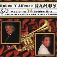 RUBEN RAMOS y ALFONSO RAMOS - Medley of 34 Golden Hits (2004)