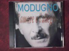 MODUGNO DOMENICO- L'AMORE E L'ALLEGRIA (CAROSELLO). CD.