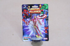 IRON MAN  Miniature Alliance Marvel Figure Keychain/Keyring  *SEALED* #Q3