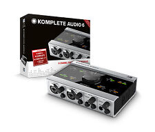 Komplete Audio 6 by Native Instruments (NI)