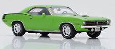 1:43 Spark 1970 Plymouth Hemi Cuda green S3615