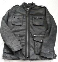 Tigha  Herren  Jacke Malcolm  Militarystyle Camouflage Größe XXL  UVP 249,95€