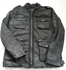 Tigha  Herren  Jacke Malcolm  Militarystyle Camouflage Größe M  UVP 249,95€