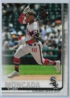 2019 Topps Series 2 Baseball Advanced Stats Yoan Moncada 101/150 Chicago