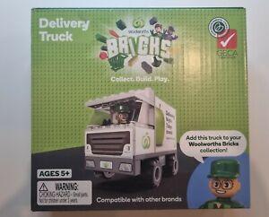 Woolworths Bricks - Delivery Truck Set | Brand New | Sydney
