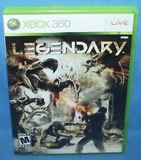 Legendary (Microsoft Xbox 360, 2008)