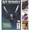 Hit Monkey #1 one shot Deadpool 19 20 1s app lot VF-NM 2008 2010 Marvel