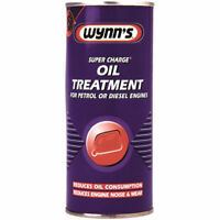 Wynns Supercharge oil treatment additive for Petrol and Diesel engines 425ml