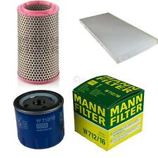 Mann-filter Set Fiat Barchetta 183 1.8 16V 8034341