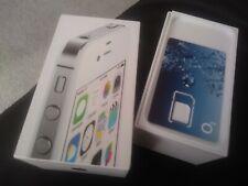 Apple iPhone 4s - 16GB - White (O2) A1387 (CDMA + GSM)