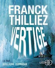 Vertige - Franck THILLIEZ | Livre audio (neuf)