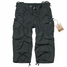 Shorts Brandit Industry Vintage 3/4 anthrazit