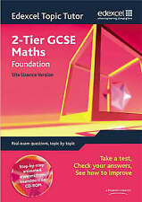 2-Tier GCSE Maths Foundation Site Licence (Edexcel Topic Tutor) by Edexcel