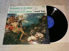 Max Bruch - Concerto in G minor    Vinyl  LP Eterna  Josef Suk