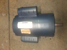 Leeson Single Phase Ice Cream Machine Beater Motor
