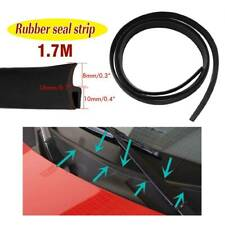 1.7m Car Rubber Front Windshield Panel Seal Strip Sealed Moulding Trim New (Fits: Daewoo)