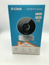 D-Link HD Wi-Fi Indoor Security Camera DCS-8010LH-WM Brand New Sealed
