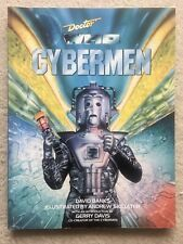 Doctor Who Cyberman Book By David Banks - RARE