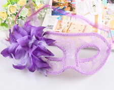 Women Sexy Venetian Masquerade Eye Mask Fancy Ball Gown Costume Party Lace Masks
