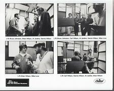 the beach boys the pet sounds sessions press kit 2 photos 1996