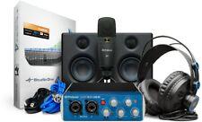 More details for presonus - audiobox studio ultimate bundle