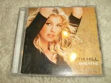 Used CD - Faith Hill - Breathe
