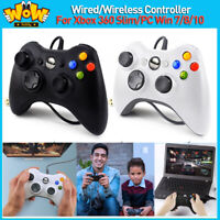 Wired/Wireless Controller Vibration Joystick For XBOX 360 PC WIN/7/8/10 Gamepad