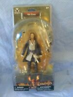 Pirates of the Caribbean Dead Man's Chest Will Turner Disney Store Figure 6""