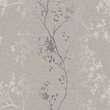 Metales preciosos orabella Floral-Arthouse Wallpaper-Oro Rosa 673403 Nuevo